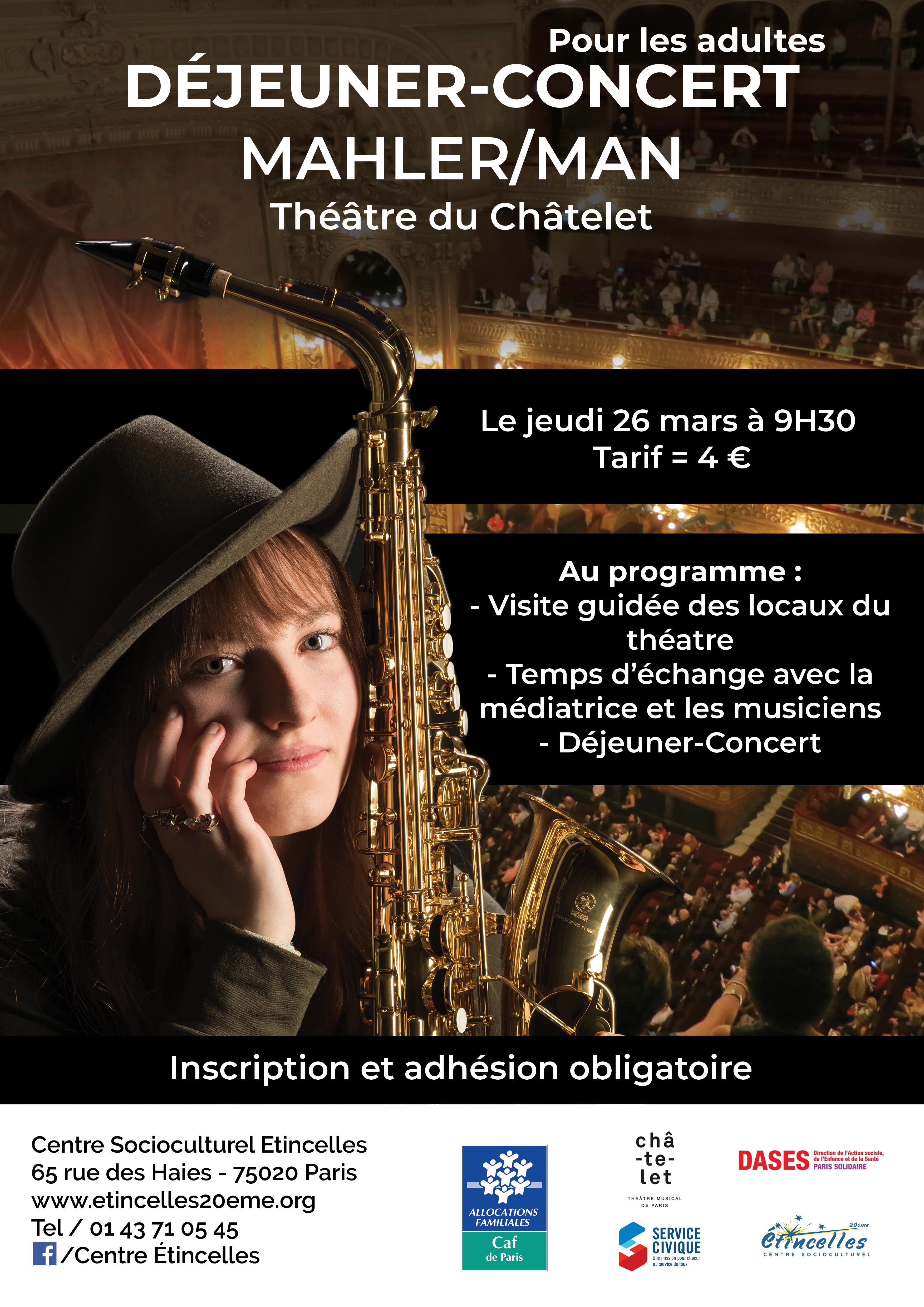 Opéra chatelet